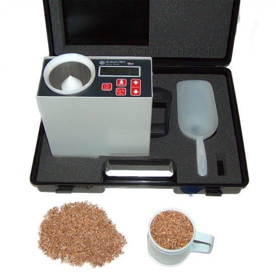 Misuratore Di Umidità Dei Cereali Grain Tester Plus Ps
