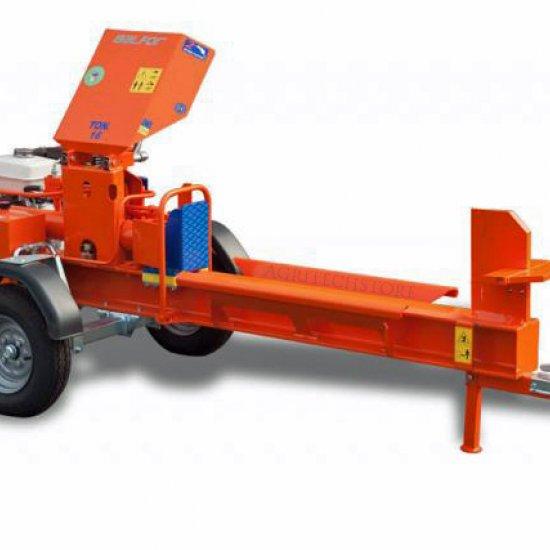 Spaccalegna Orizzontale A14 Or 1060 Sb 14 Tonn Diesel