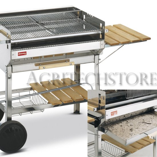 Barbecue Ferraboli Euro Inox Art227