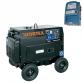 Generatore Diesel Wortex HW 5000 A Kw 4,5