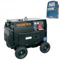 Generatore Trifase Diesel Wortex HL 5000 TA Kw 4,5