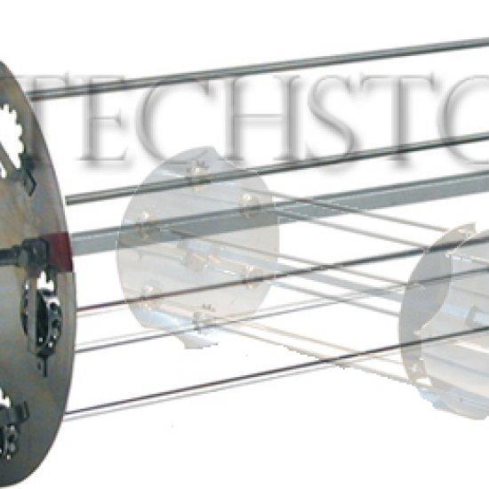 Offerte pazze Comparatore prezzi  Raggiera Satellitare Per Girarrosto Cm 120 Art561asta  il miglior prezzo