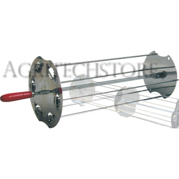 Raggiera satellitare per girarrosto cm. 120 Art.561
