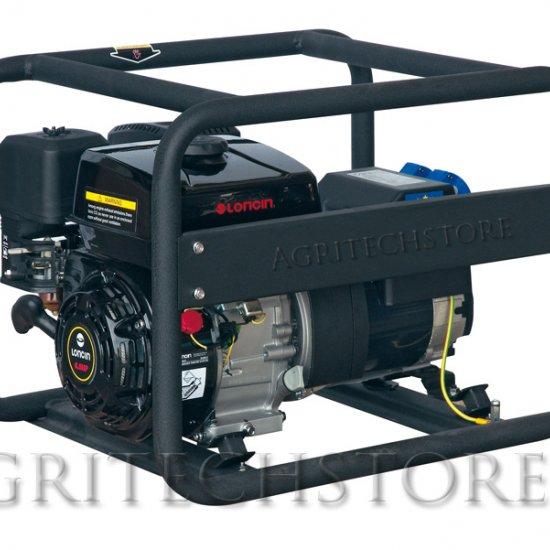 Generatore Elettrico A Benzina Wortex Lws 3000 Kw 3