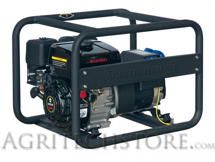 Generatore elettrico a Benzina Wortex LWS 2700  Kw 3