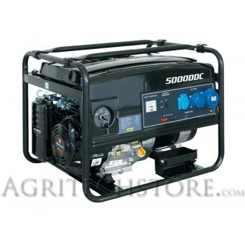 Generatore elettrico a Benzina Wortex LW 5000 Kw 4,5
