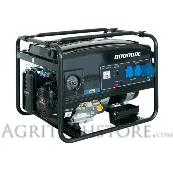 Generatore elettrico a Benzina Wortex LW 8000 Kw 6,5