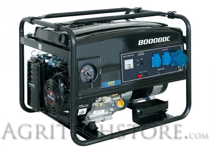 Generatore elettrico a Benzina Wortex LC 8000 Kw 6,5