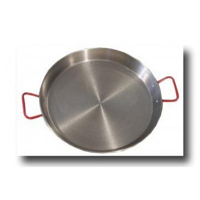 Padella Paella in ferro diametro cm. 42 a 2 manici