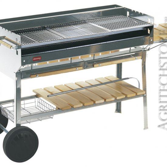 Offerte pazze Comparatore prezzi  Barbecue Ferraboliplanet Inox Art0228  il miglior prezzo