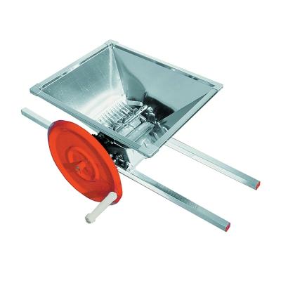 Pigiatrice Baby FRUTTA Box in acciaio inox