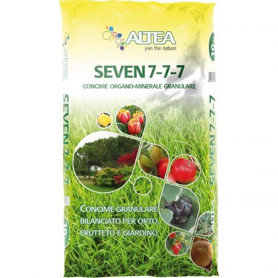 Seven 7 7 7 Concime Bilanciato Sacco Da 25 Kg
