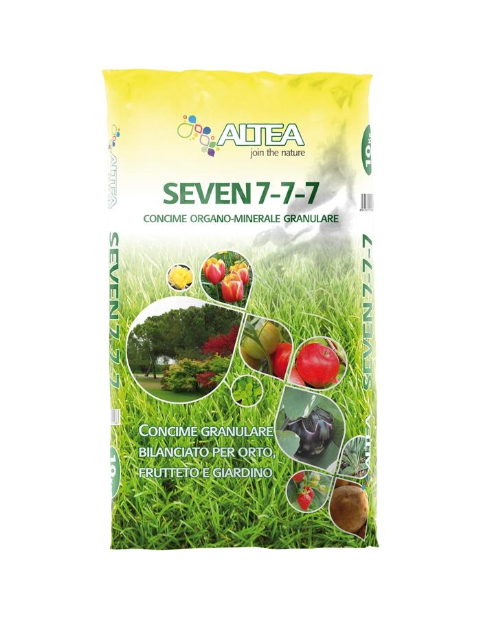 SEVEN 7- 7- 7 Concime Bilanciato Sacco da 25 Kg.
