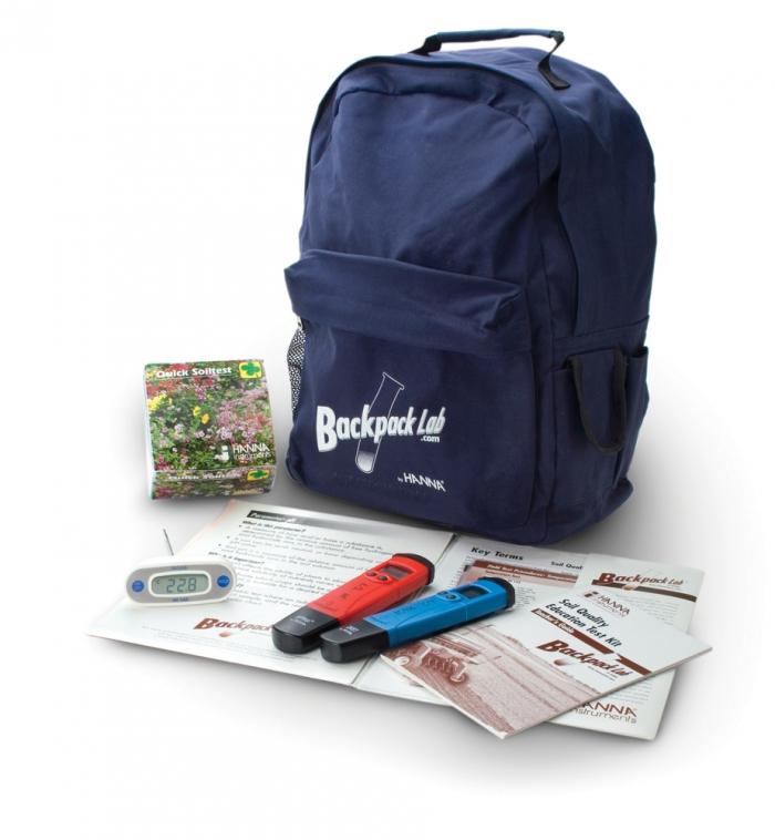 HI 3896BP Backpack Lab™ Zaino Test Hanna