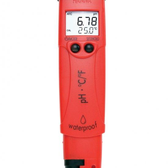 Phmetro Hanna Phtester Hi 98128 Waterproof