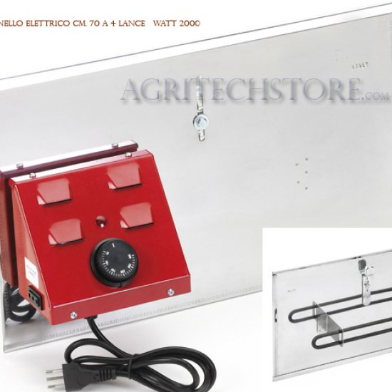 Pannello Elettrico Per Girarrosto Ferraboli Art 548