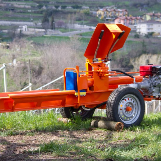 Spaccalegna Orizzontale A16 Or 1060 Sb 16 Tonn