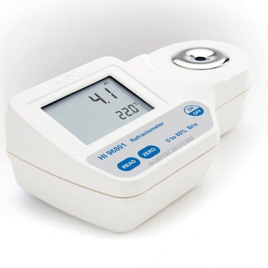Offerte pazze Comparatore prezzi  Rifrattometro Digitale 0 85 Brix Hi 96801  il miglior prezzo