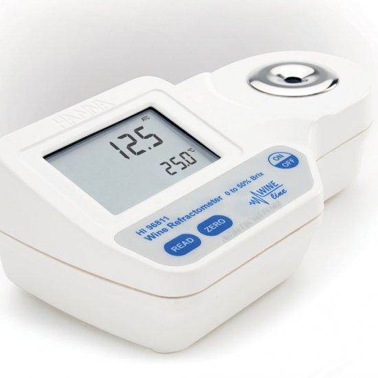 Offerte pazze Comparatore prezzi  Rifrattometro Digitale 0 50 Brix Hi 96811  il miglior prezzo