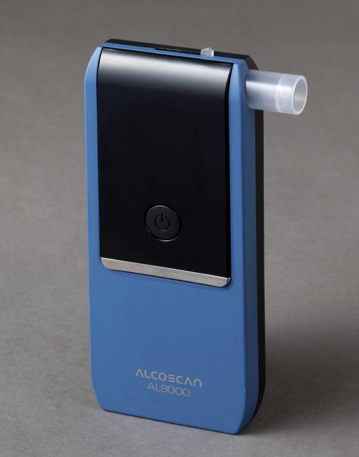 Etilometro AL8000