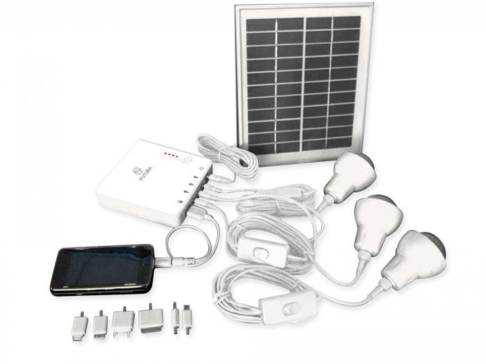 Sistema fotovoltaico - FU Energy Station