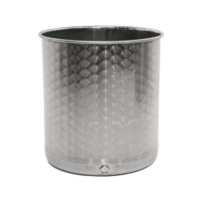 Contenitore In Acciao Inox da  50 litri