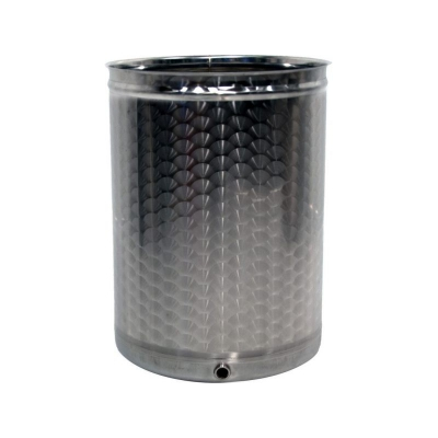 Contenitore In Acciao Inox da 65 litri