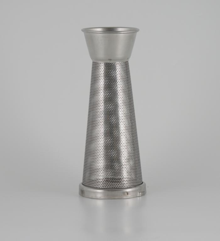 Cono Filtro Inox N5 5303N Fori 1,5 ca.