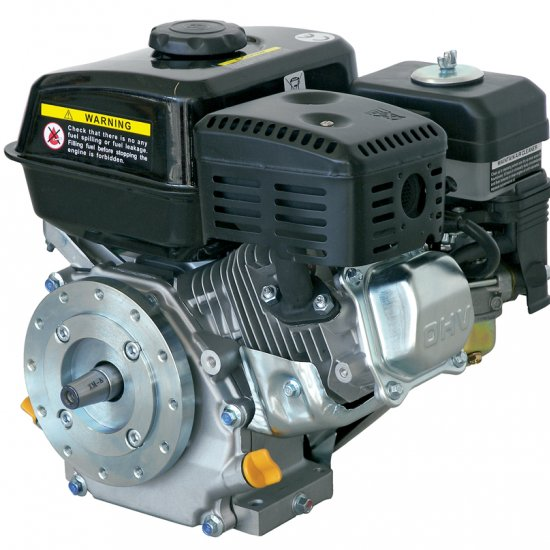Motore Loncin A Benzina 65 Hp Flangiato
