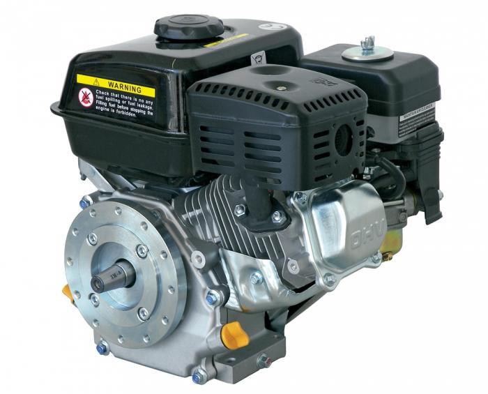 Motore Loncin a Benzina 6,5 HP Flangiato