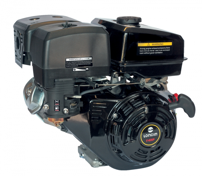 Motore Loncin a Benzina 14 HP