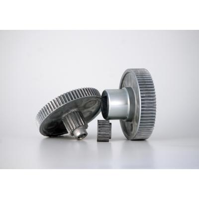 Serie 3 ingranaggi in Ferro per Riduttore HP. 0,40 - 0,80 - 1,50