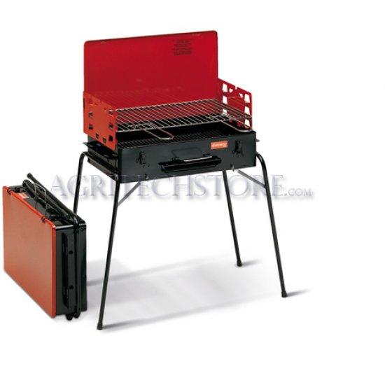 Barbecue Ferrabolitornado Rosso Art178
