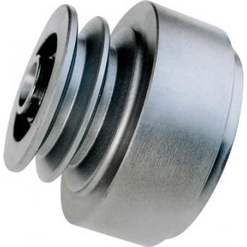 Puleggia a frizione centrifuga Ø 77 mm. Gola A