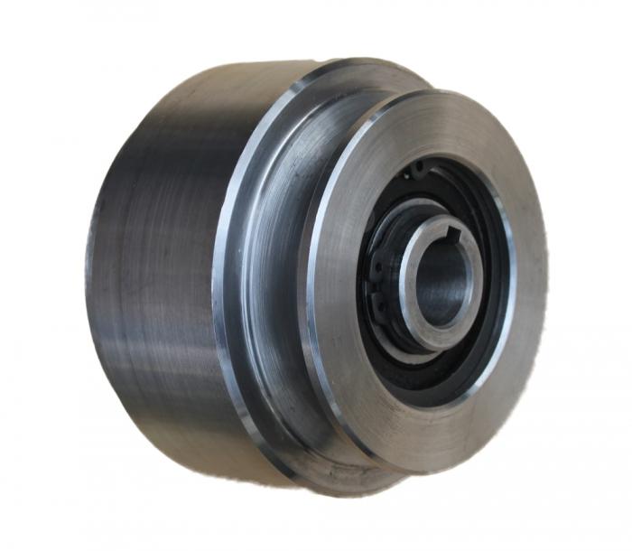 Puleggia a frizione centrifuga Ø 85 mm. Gola A