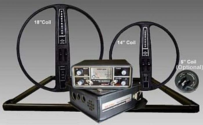 DETECH SSP 2100 pulse induction da profondita