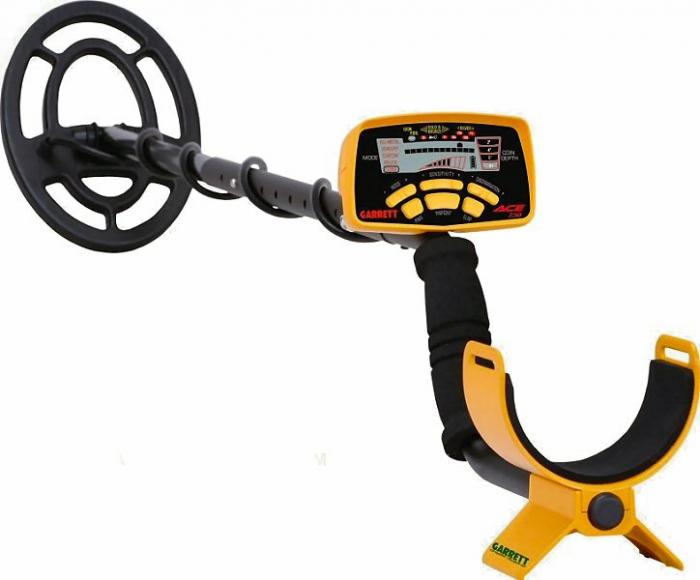 Metaldetector GARRETT ACE 250
