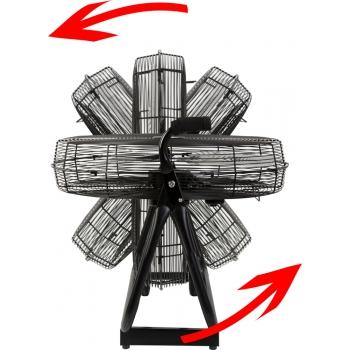 Ventilatore Industriale ad Alta Velocita' da terra VI90.EU