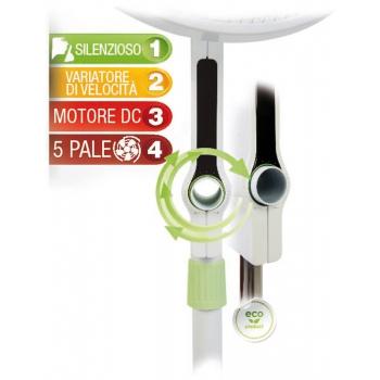 Ventilatore a risparmio energetico VPE40