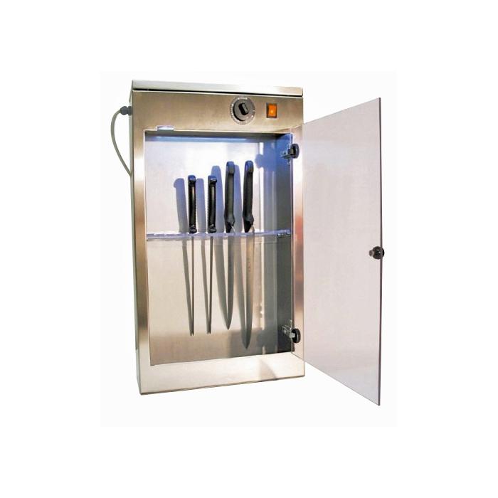 Sterilizzatore a Raggi UV-C per 14 Coltelli
