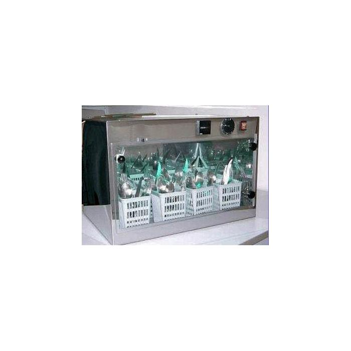 Sterilizzatore Germicida a Raggi UV-C per Posate
