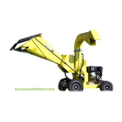 Biotrituratore Zeffira B&S -Antistress- ZF450-B-AS