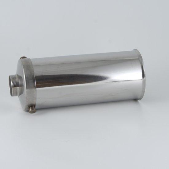 Tubo Inox Per Insaccatrice Reber 3 Kg