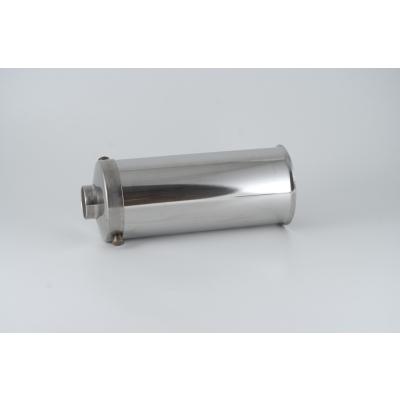 Tubo inox per insaccatrice Reber 5 Kg