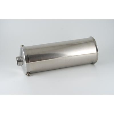 Tubo inox per insaccatrice Reber 10 Kg