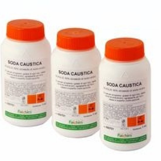 Soda Caustica In Scaglie 1 Kg