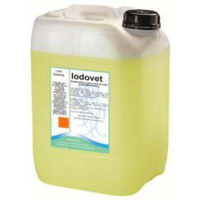 IODOVET, Sanitizzante Filmogeno per Capezzoli a base di Iodio PVP Kg.25