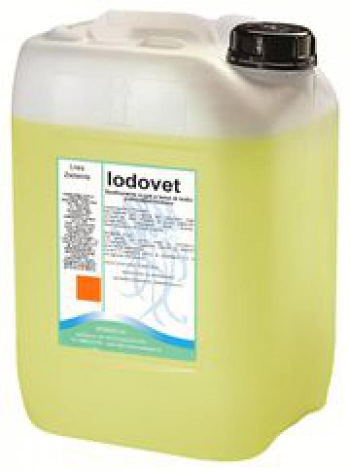 IODOVET, Sanitizzante Filmogeno per Capezzoli a base di Iodio PVP