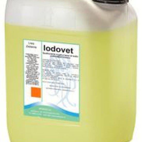 Iodovet Sanitizzante Filmogeno Per Capezzoli A Base Di Iodio Pvp Kg10