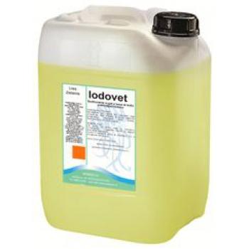 IODOVET, Sanitizzante Filmogeno per Capezzoli a base di Iodio PVP Kg.10